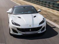 Ferrari Portofino 2018 poster