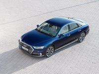 Audi A8 2018 poster