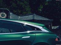 Tesla Model S Shooting Brake 2018 poster