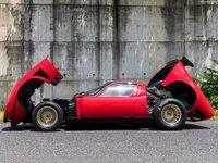 Lamborghini Miura SVR 1976 poster