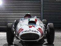 Maserati Eldorado Racecar 1958 poster