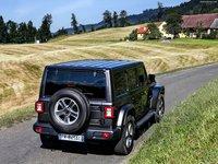 Jeep Wrangler Unlimited [EU] 2018 poster