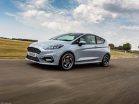 Ford Fiesta ST 2018 poster