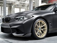 BMW M2 M Performance Parts Concept 2018 poster