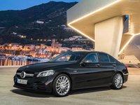 Mercedes-Benz C43 AMG 4Matic 2019 poster
