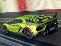 Lamborghini Aventador SVJ 2019 poster