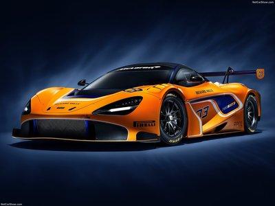 McLaren 720S GT3 2019 poster #1359218
