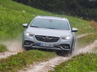 Opel Insignia Country Tourer 2018 poster