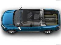 Volkswagen Tarok Concept 2018 poster
