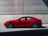 Maserati Ghibli 2019 poster