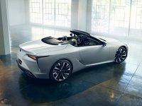 Lexus LC Convertible Concept 2019 poster