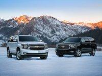 Chevrolet Tahoe 2015 poster