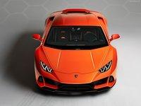 Lamborghini Huracan Evo 2019 poster