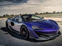 McLaren 600LT Spider 2020 poster
