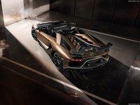 Lamborghini Aventador SVJ Roadster 2020 poster