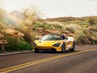 McLaren 720S Spider 2019 poster