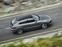 Porsche Cayenne Turbo Coupe 2020 poster