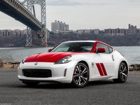 Nissan 370Z 50th Anniversary Edition 2020 poster