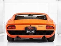 Lamborghini Miura P400 1968 poster