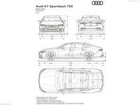 Audi S7 Sportback TDI 2020 poster