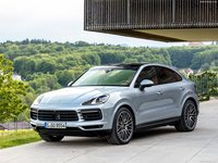Porsche Cayenne S Coupe 2020 poster