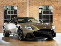 Aston Martin DBS Superleggera OHMSS Edition 2019 poster