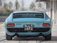 Lamborghini Miura P400 S 1971 poster