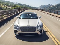 Bentley Continental GT V8 Convertible 2020 poster