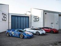 Bugatti Centodieci  2020 poster