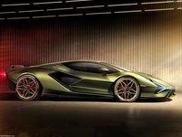 Lamborghini Sian  2020 poster