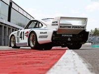 Porsche 935-77 1977 poster