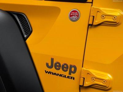 Jeep Wrangler 1941 by Mopar 2019 poster #1379789