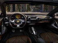 Ferrari 812 GTS 2020 poster