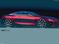 BMW 4 Concept 2019 poster