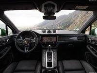 Porsche Macan Turbo 2019 poster