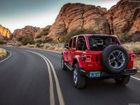 Jeep Wrangler Unlimited EcoDiesel [US] 2020 poster