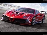 Ferrari 488 Challenge Evo 2020 poster