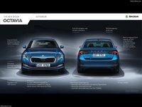 Skoda Octavia 2020 poster