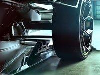 Lamborghini Lambo V12 Vision Gran Turismo Concept 2019 poster