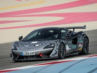 McLaren 620R 2020 poster