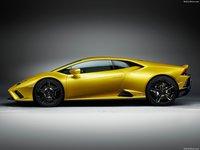 Lamborghini Huracan Evo RWD 2021 poster