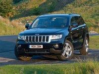 Jeep Grand Cherokee [UK] 2011 poster