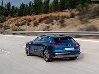 Audi e-tron quattro Concept 2015 poster