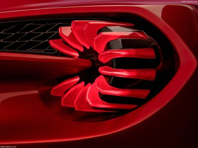 Aston Martin Vanquish Zagato 2017 poster #1404791