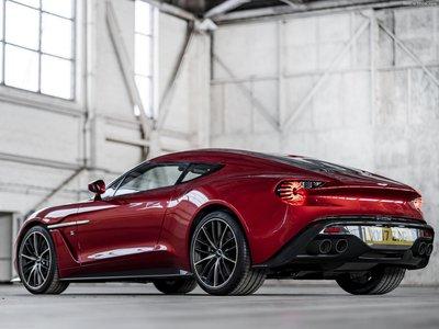 Aston Martin Vanquish Zagato 2017 poster #1404799