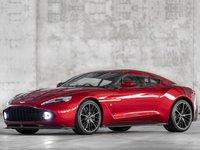 Aston Martin Vanquish Zagato 2017 #1404802 poster