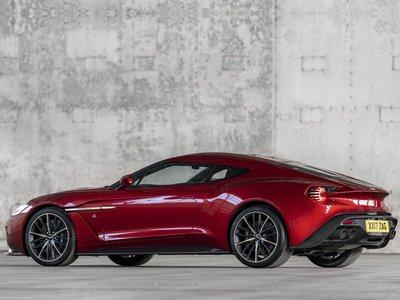 Aston Martin Vanquish Zagato 2017 poster #1404811