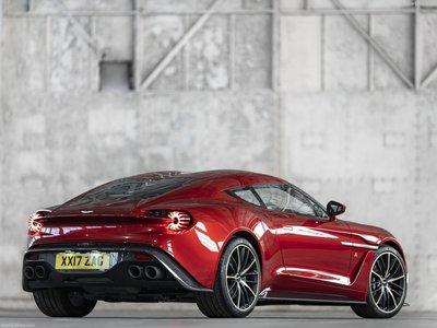 Aston Martin Vanquish Zagato 2017 poster #1404812