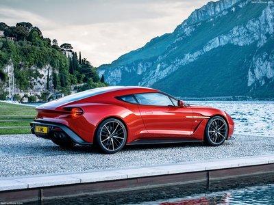 Aston Martin Vanquish Zagato 2017 poster #1404818