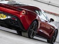 Aston Martin Vanquish Zagato 2017 #1404820 poster